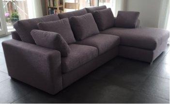 Giorno Loungebank Oxford Lavendel Urbansofa