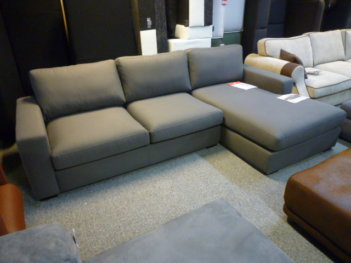 Giorno Loungebank Boston Dark Grey