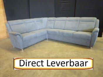 Hoekbank Rotterdam 10 Grijs Altara Hoog Model